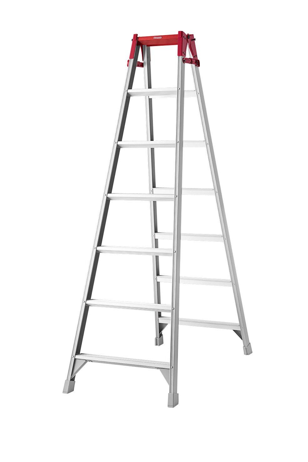 【はしご】 【プロ仕様】 【長谷川工業】 RA 【脚立】 【送料無料】 RA-15 5段 はしご兼用脚立