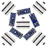 kuman 5 x Mini Nano V3.0 ATmega328P 5V 16M Micro Controller Board Module for Arduino KY64-5
