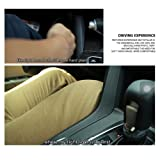 Car Console Pad,SHZONS Driver Side Console Knee
