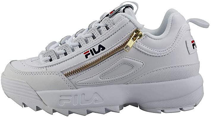 Fila Disruptor 3 Zip Femme Baskets Plate Forme: Chaussures