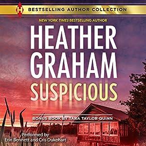 Suspicious Audiobook