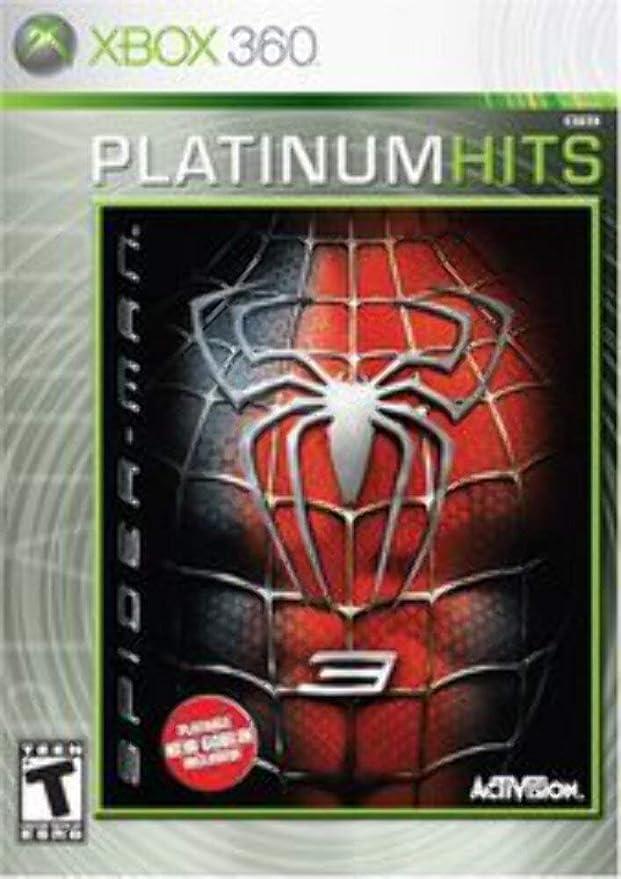Activision Spider-Man 3 - Juego (Xbox 360, Xbox 360, Acción ...