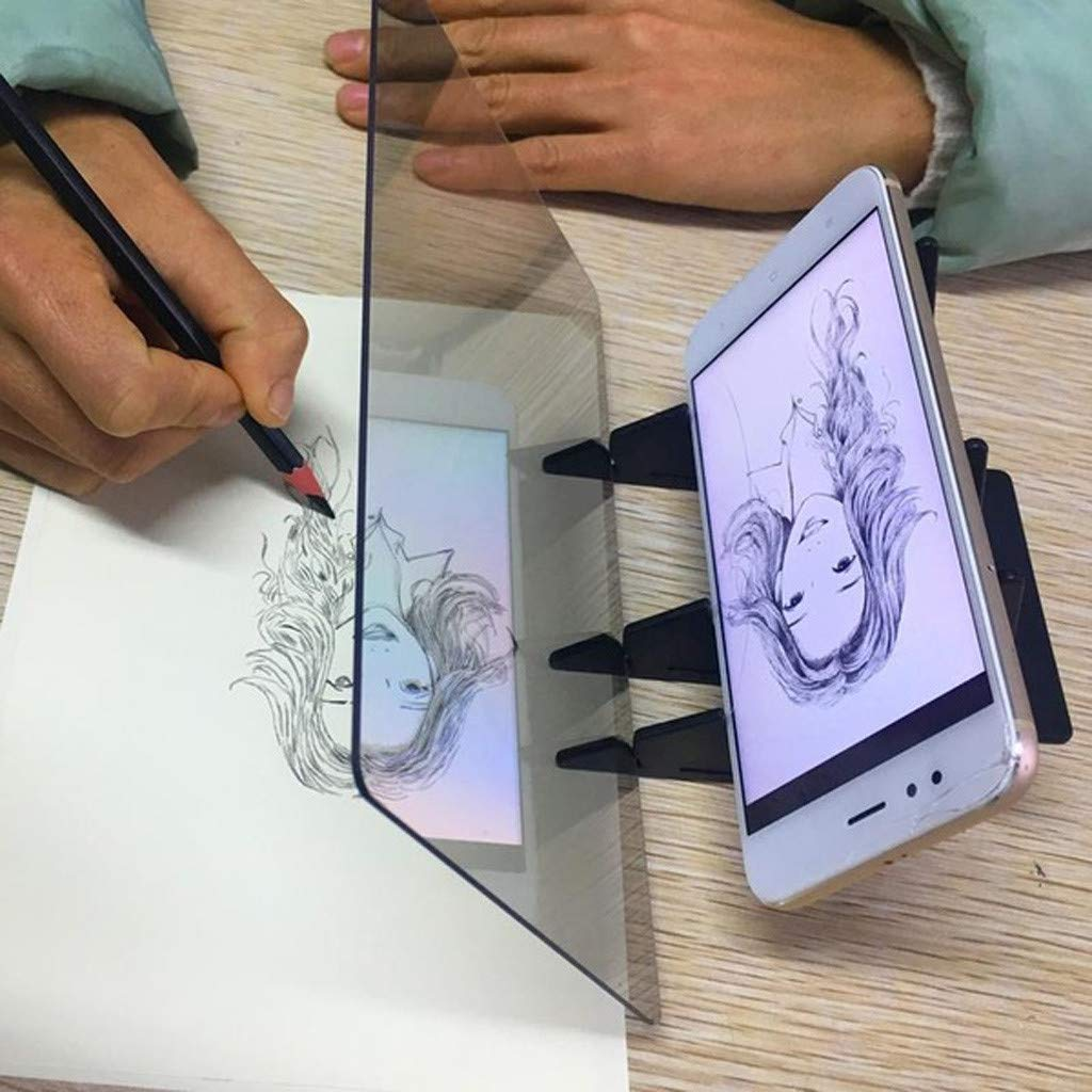 Easy Tracing Drawing Sketching Tool Gadget for Kids and Adults Draw Anything Like a Pro OOEOO Sketch Wizard