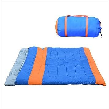 Maybesky Al Aire Libre Saco de Dormir Multifuncional para Dos Personas Saco de Dormir Momia