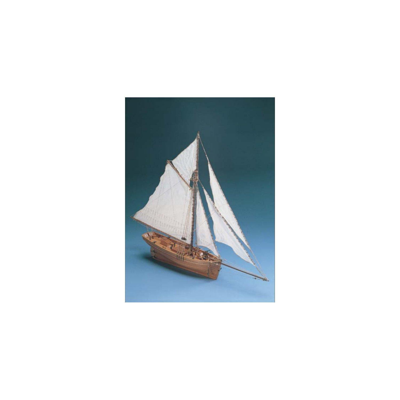 Corel SM37 Shenandoah Wooden Model Boat kit – facile da montare, Custom braccialetti, precisione Ship replica. DIY arredonnato di