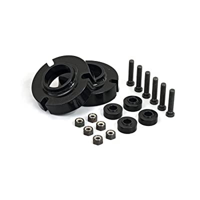 "Daystar, Toyota Tacoma 1"" Leveling Kit, fits Tacoma, 4 Runner and Tundra 1995.5 to 2006 2/4WD, all transmissions, all cabs KT09105BK, Made in America, Black: Automotive"