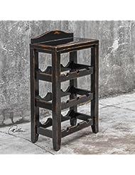 Wine Rack Table The Halton Collection Tabletop Wine Racks