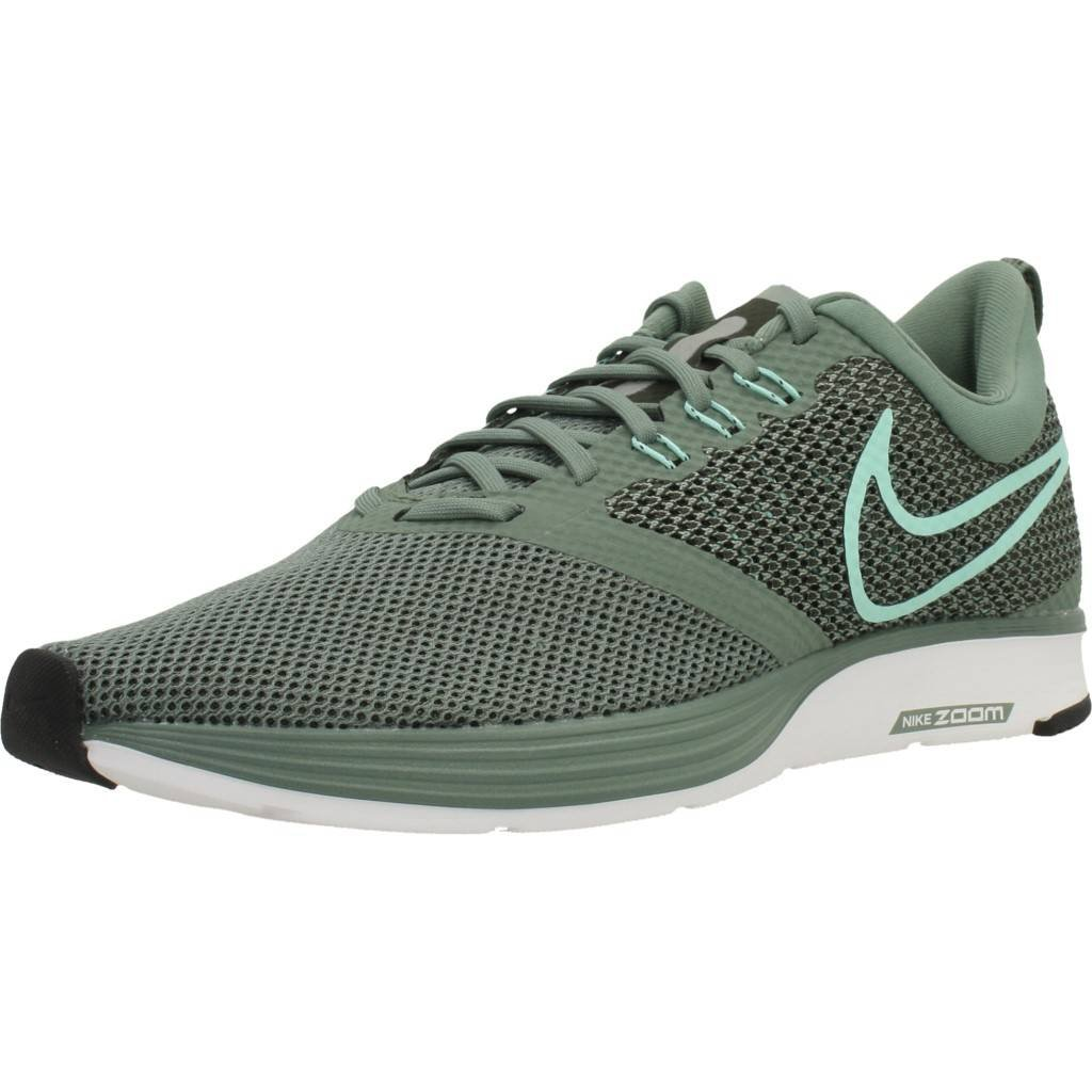 939febe63b36 Nike Zoom Strike Grn-Emerald Rise-Sequoia  Buy Online at Low Prices in  India - Amazon.in