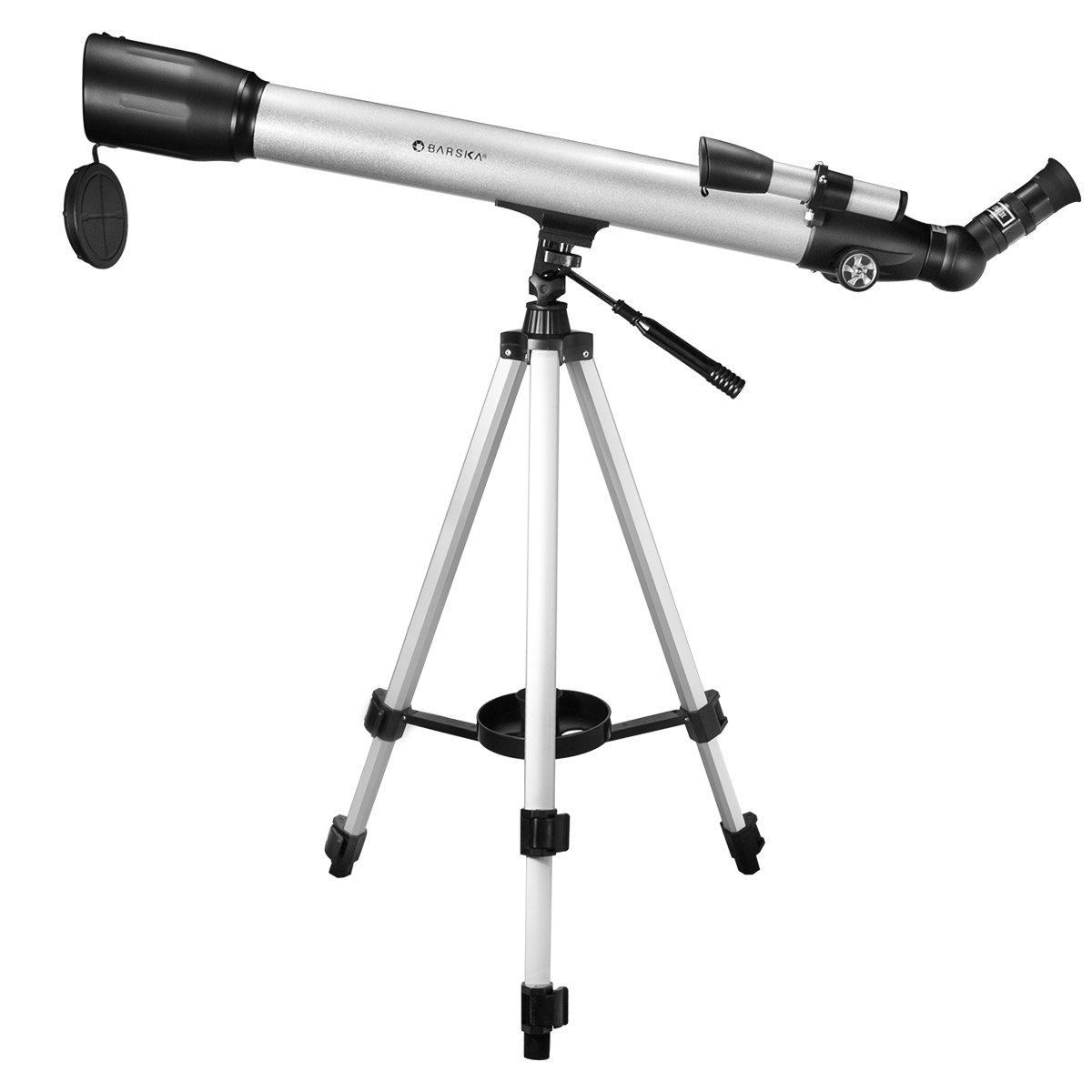 BARSKA 70060 Starwatcher Refractor Telescope by BARSKA