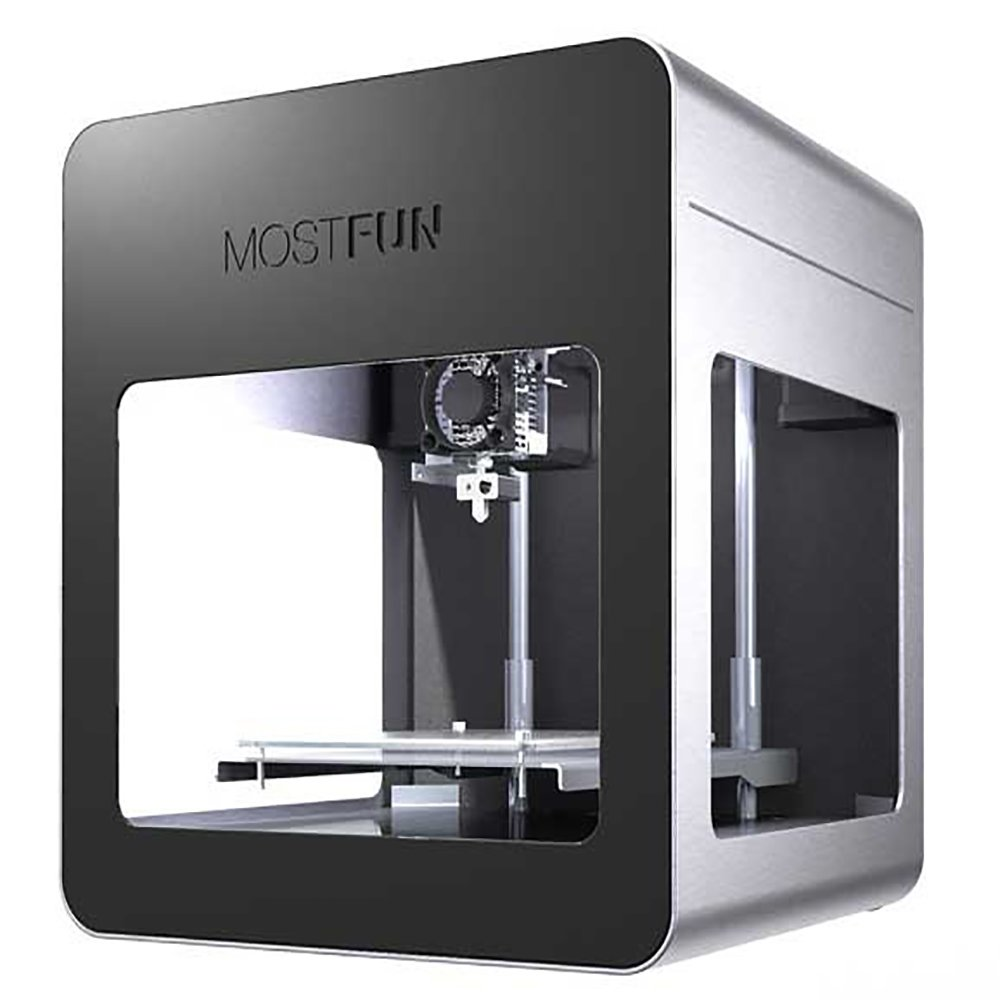 Mostfun Impresora 3D WER estructura de metal, tapas acrílicas ...