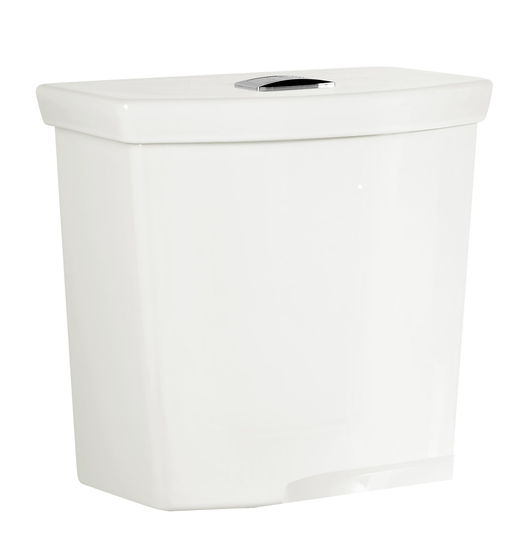 American Standard 4133A218.020 H2Option Dual Flush 12'' Rough-In Toilet Tank, White