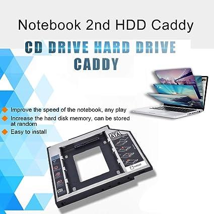 NAttnJf - Disco Duro para Ordenador portátil (9,5/12,7 mm, 2,5 ...