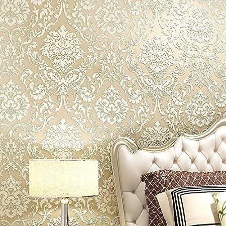 Tapete Fototapete Wallpaper Streifen-Vliestapete Schlafzimmer Wohnzimmer TV Hintergrund Tapeten , blue: Amazon.co.uk: Kitchen & Home