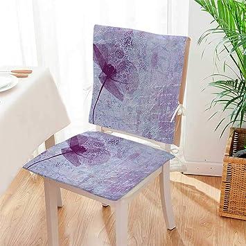 Amazon.com: Mikihome – Cojín para silla (juego de 2) diseño ...