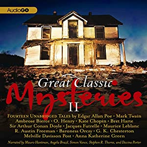 Great Classic Mysteries II Audiobook