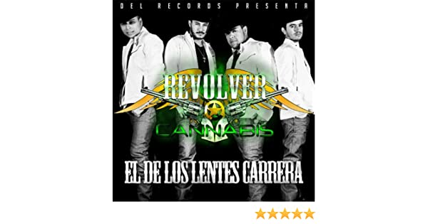327d8feed4 El de los Lentes Carrera by Revolver Cannabis on Amazon Music - Amazon.com