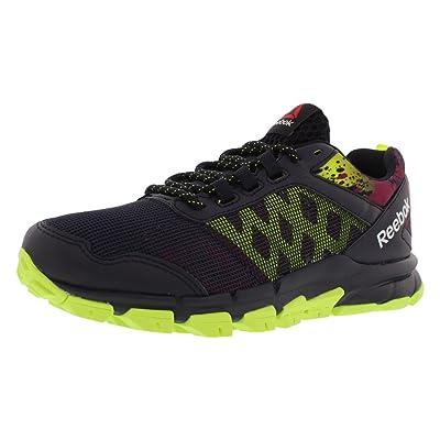 Reebok Women's Trail Warrior Running Shoes Dark Purple Yellow Maroon | Tennis & Racquet Sports