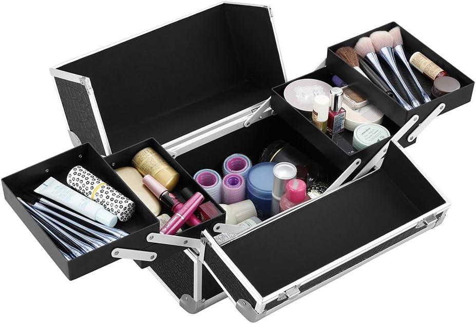 LANGRIA Professional Makeup Case