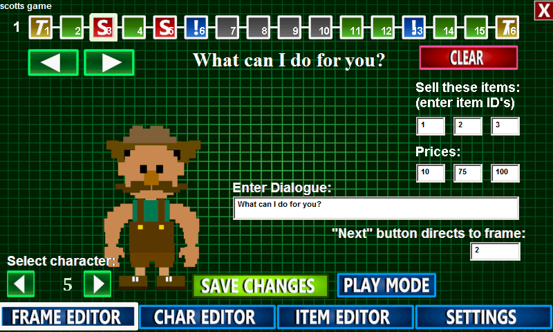Amazon com: 8-Bit RPG Creator Demo [Download]: Video Games