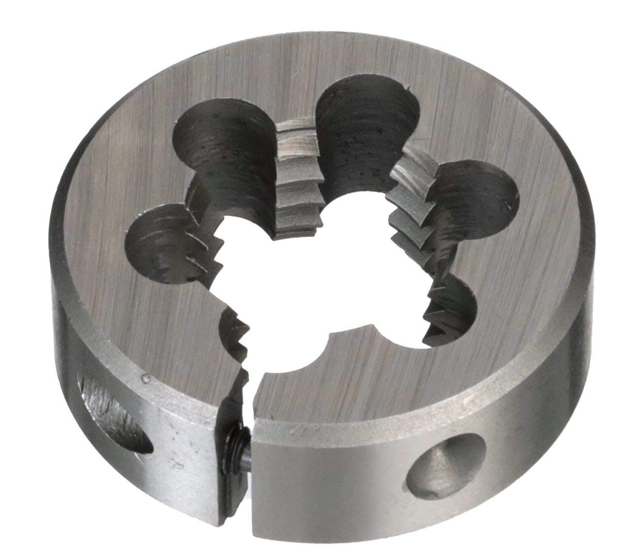 "M11 X .75 X 1/"" HIGH SPEED STEEL ROUND ADJUSTABLE DIE"