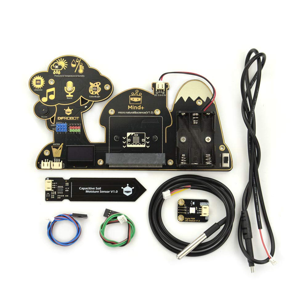 DFROBOT Environment Science Board For Micro: Bit | Integrate