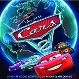 Cars 2 (Original Soundtrack) Album Cover