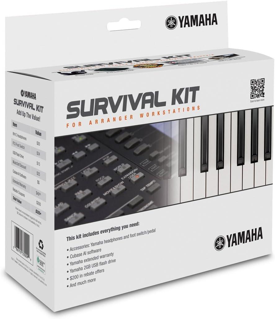 Yamaha skaw arreglista estación de trabajo Kit de supervivencia