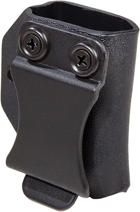 Details about  /Orpaz G43X Double Magazine Pouch for Glock 43X Single Stack 9mm .40 Mag Holster