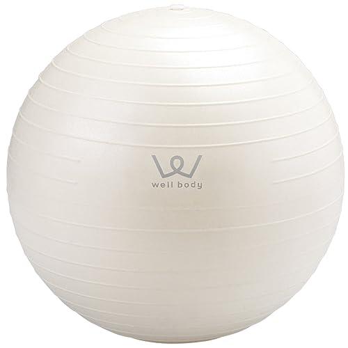 バランスボール 30cm WB123 ホワイト