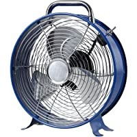 Principal 9 Retro Fan, Blue