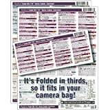 PhotoBert Photo CheatSheet for Canon EOS 77D Digital SLR Camera