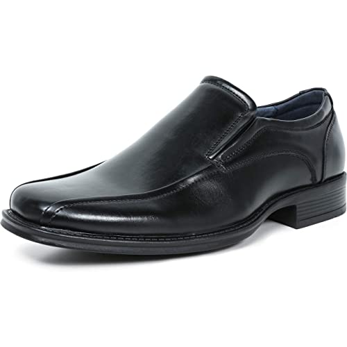 b354dde760 ZRIANG Men's Dress Loafers Formal Leather Lined Slip-on Shoes