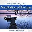 Meditationsübungen Hörbuch von Abhoy Eichler Gesprochen von: Abhoy Eichler
