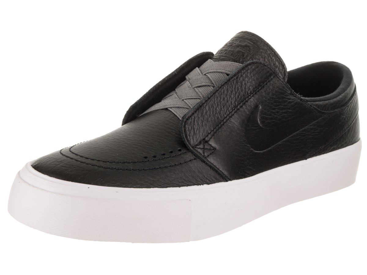 NIKE Men's SB Zoom Janoski HT Slip Skate Shoe 9.5 D(M) US|Black / Gunsmoke-white