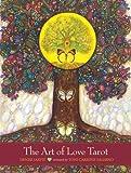 The Art of Love Tarot: Illuminating the Creative Heart, 78 Full Colour Cards and 166 Book