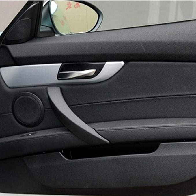 Pandiki Auto Lato Destro Maniglia di Portello Interno Interna allInterno Tirare Sostituzione Cover Trim per BMW Z4 E89