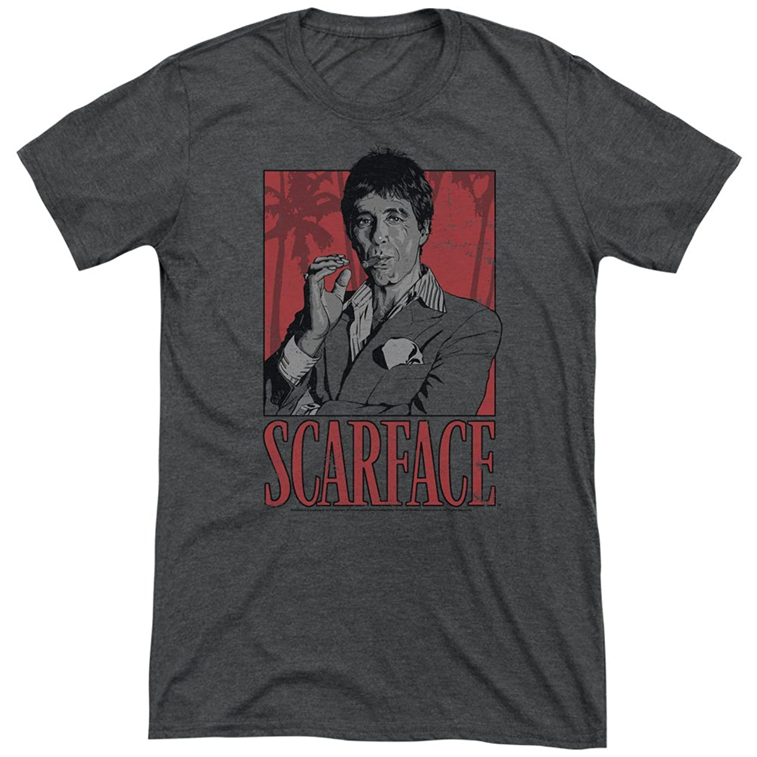 Scarface Men's Tony Tri-Blend T-Shirt