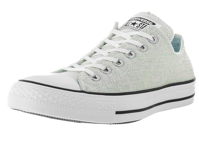 4073c9aa0d81 Converse Women Chuck Taylor All Star Knit Ox Polar Blue/Black/White Casual  Shoe