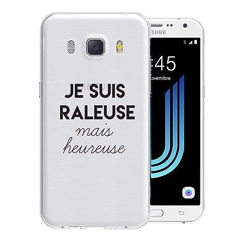 Funda Samsung Galaxy J5 2016 J510 Textos divertidos ...
