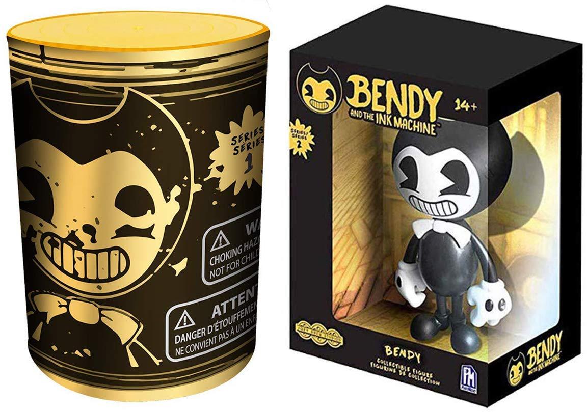DLC Code Bendy and the Ink Machine Boris The Wolf Bacon Soup Cap Mini Figure