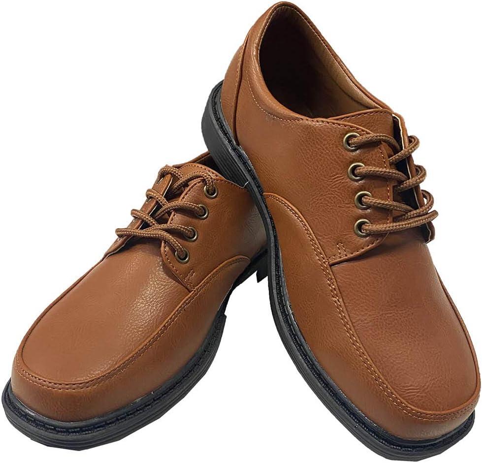 Wear Boys Brown Dress Shoes
