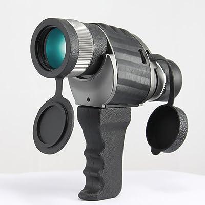 Oiseau Monoculaire Jumelles Adulte Portable Grand Concert Sport Concours Télescopes Extérieure 10x50 Fois HD Anti Mist D'eau