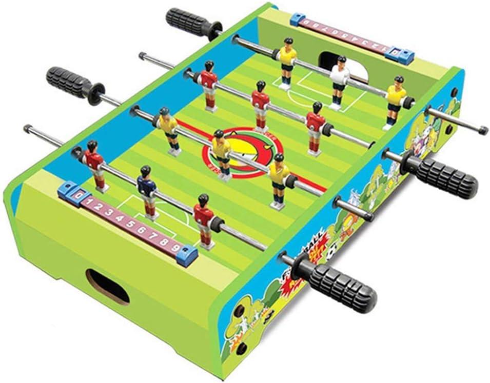 YIHGJJYP Futbolin Máquina de Billar Interior Juguete Tenis Mesa fútbol para Adultos Multifuncional Juguetes educativos niños Deportes multijugador: Amazon.es: Hogar