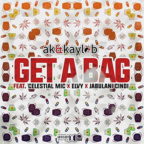 Get a Bag (feat. Celestial Mic, Elvy & Jabulani Cindi), used for sale  Delivered anywhere in USA