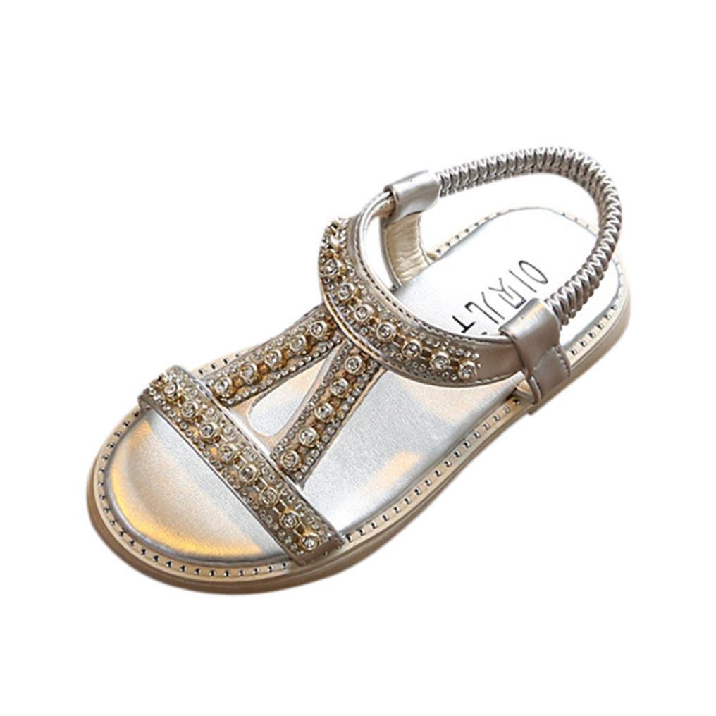 【新作入荷!!】 Botrong_Baby Girl Girl 2.5-3 Shoes Shoes PANTS ベビーガールズ 2.5-3 Years Old シルバー B07D6SS6JP, ブランドジャックリスト湘南:c7717d66 --- ballyshannonshow.com