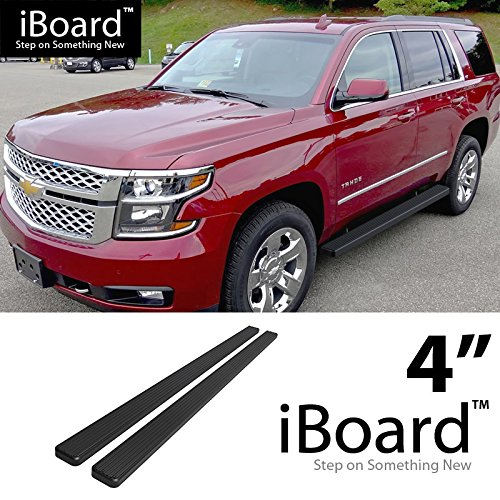 Off Roader for 2000-2018 Chevy Tahoe 4Dr (Excl. Z71) & GMC Yukon 4Dr & 01-17 Cadillac Escalade 4Dr (Excl. ESV/EXT) (Nerf Bar | Side Steps) 4