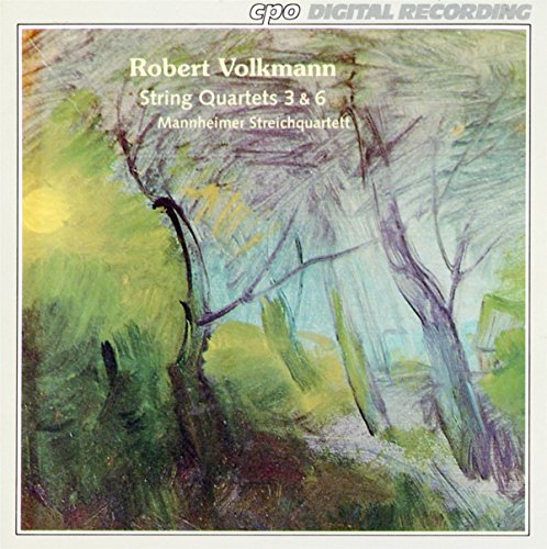 String Quartets 3 & 6