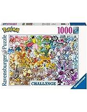 Ravensburger 15166 Pokemon Pussel, 1000 bitar