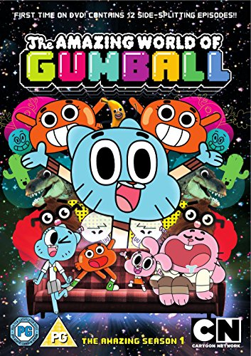 (The Amazing World of Gumball - Season 1 Vol. 1 [DVD] [2014])