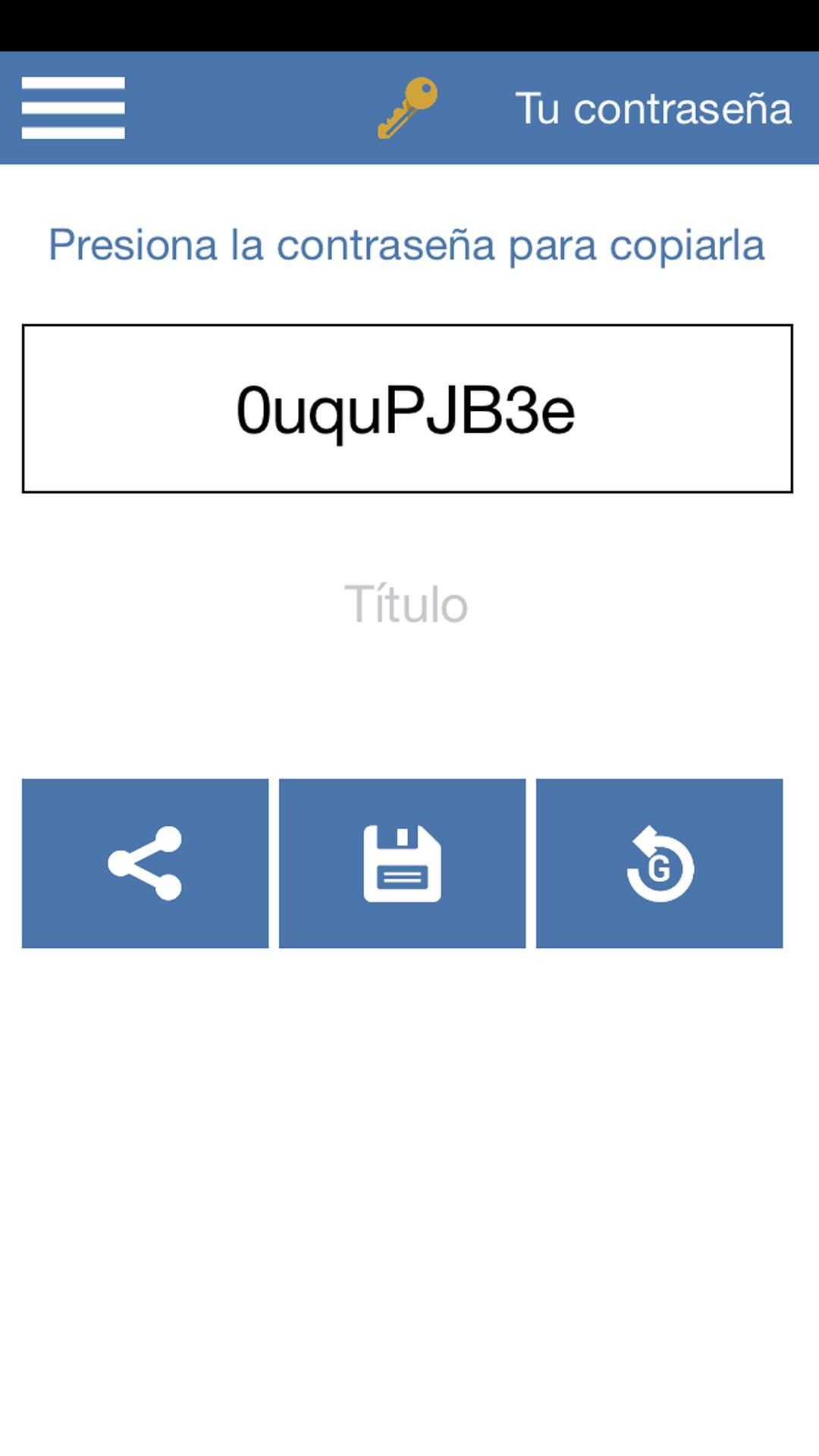 Generador de contraseñas: Amazon.es: Appstore para Android